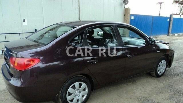 Hyundai Elantra, Александровская