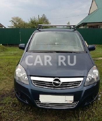 Opel Zafira Family, Башмаково