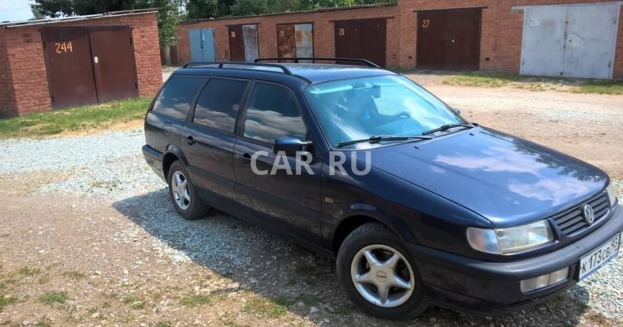 Volkswagen Passat, Абинск
