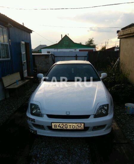 Honda Prelude, Белово
