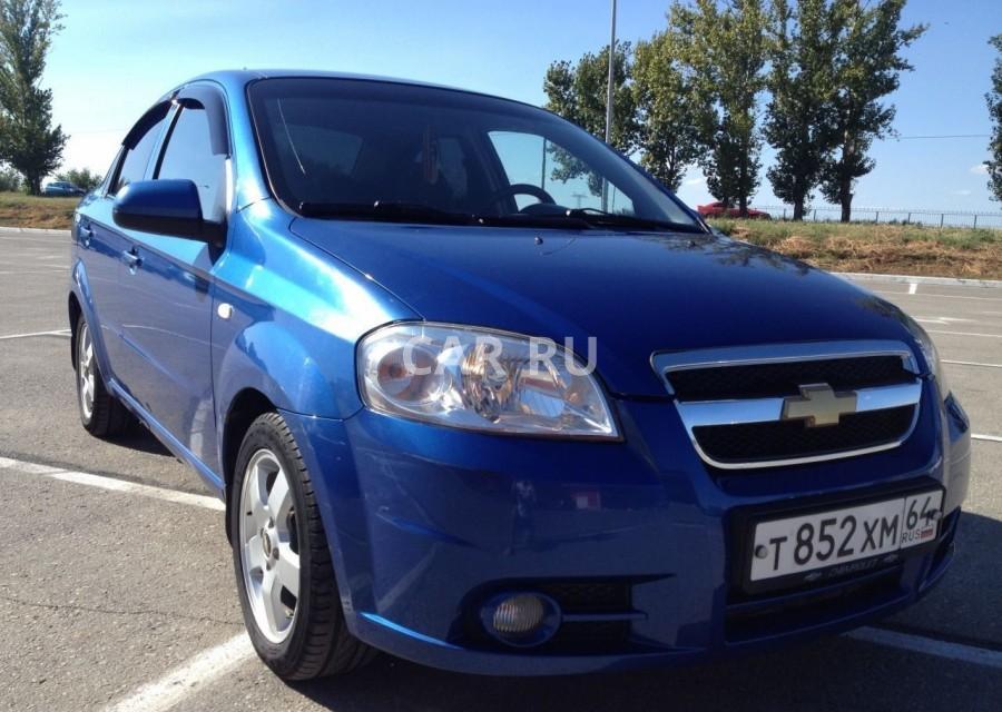 Chevrolet Aveo, Балаково