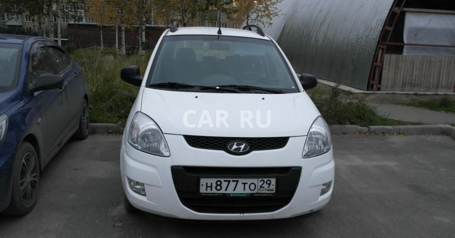 Hyundai Matrix, Архангельск