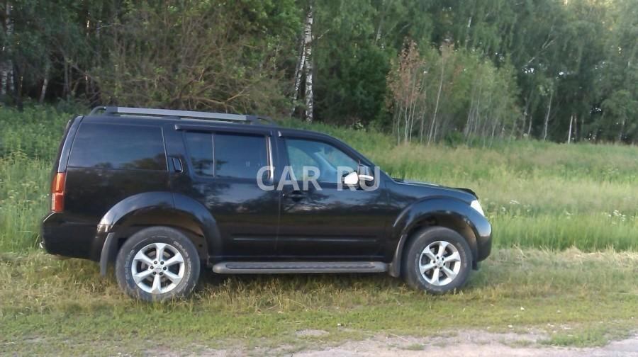 Nissan Pathfinder, Алексин