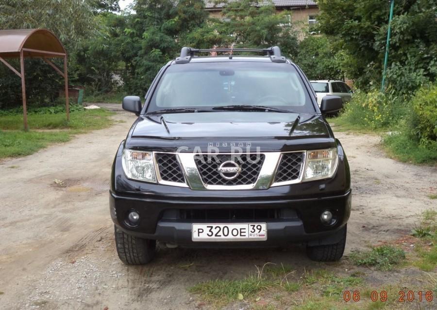 Nissan Navara, Балтийск