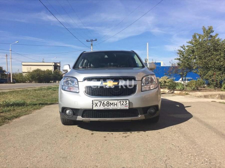Chevrolet Orlando, Армавир