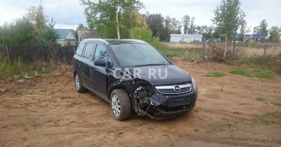Opel Zafira Family, Александров