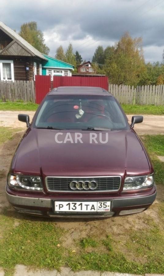 Audi 80, Бабаево