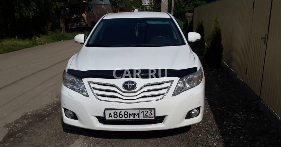 Toyota Camry, Абинск