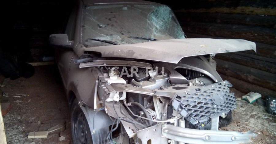 Datsun on-DO, Баймак
