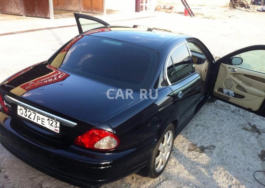 Jaguar X-Type, Астрахань