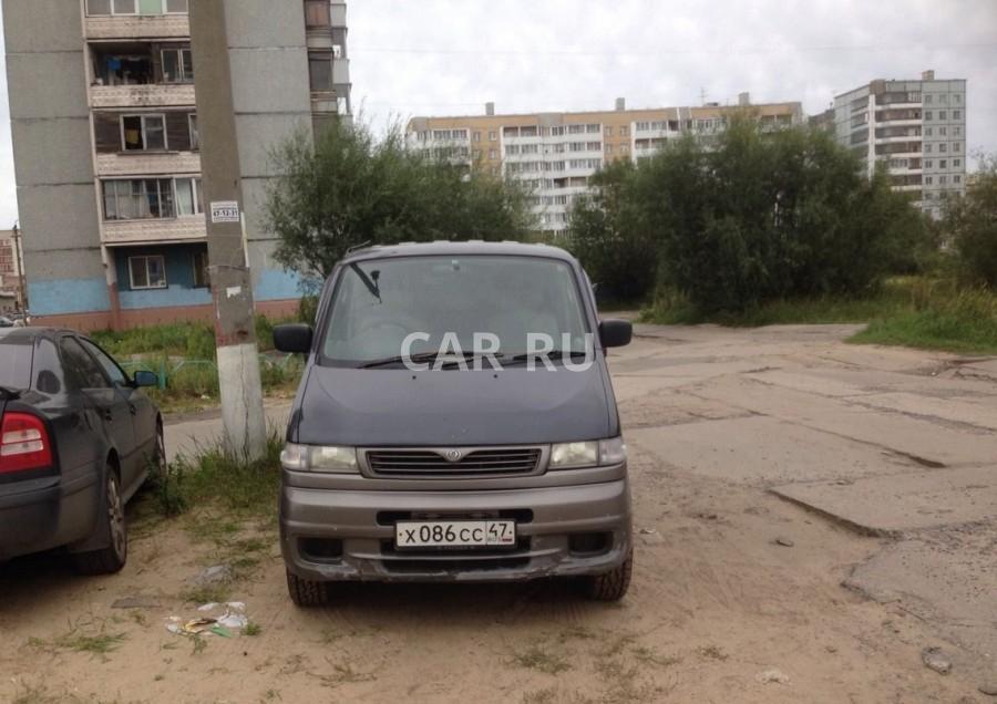 Mazda Bongo, Архангельск