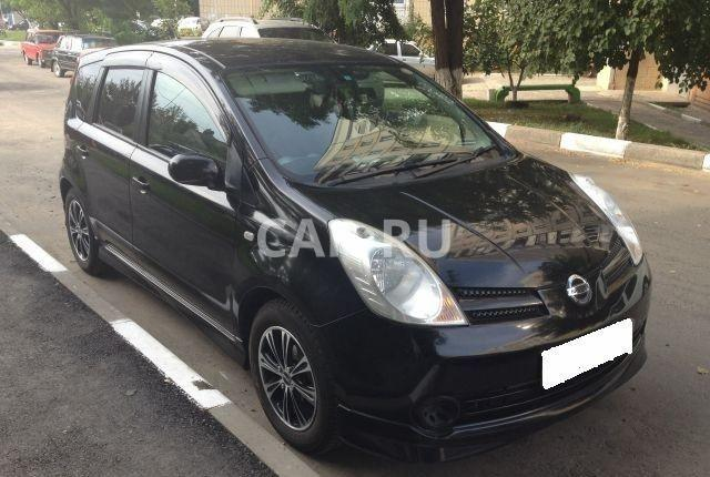 Nissan Note, Белгород