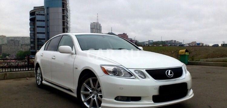 Lexus GS, Аксай