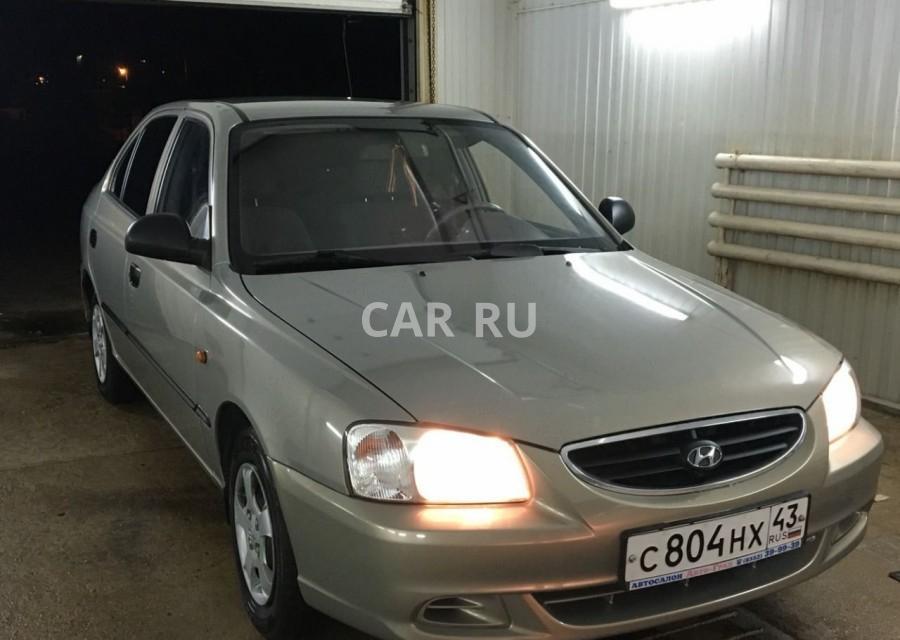 Hyundai Accent, Арзамас