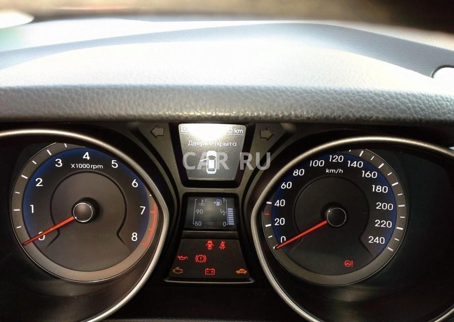 Hyundai i30, Аксай