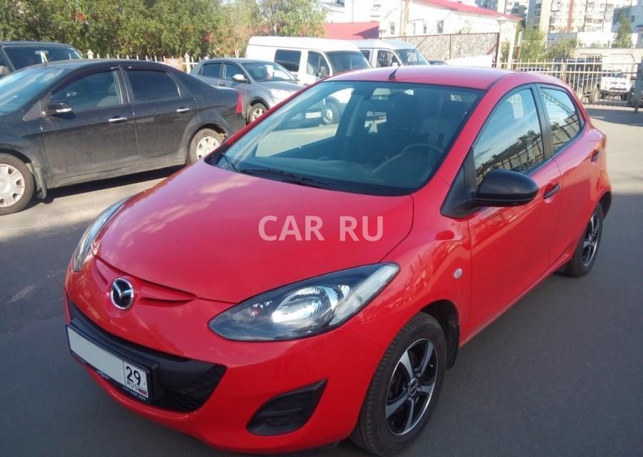 Mazda 2, Архангельск