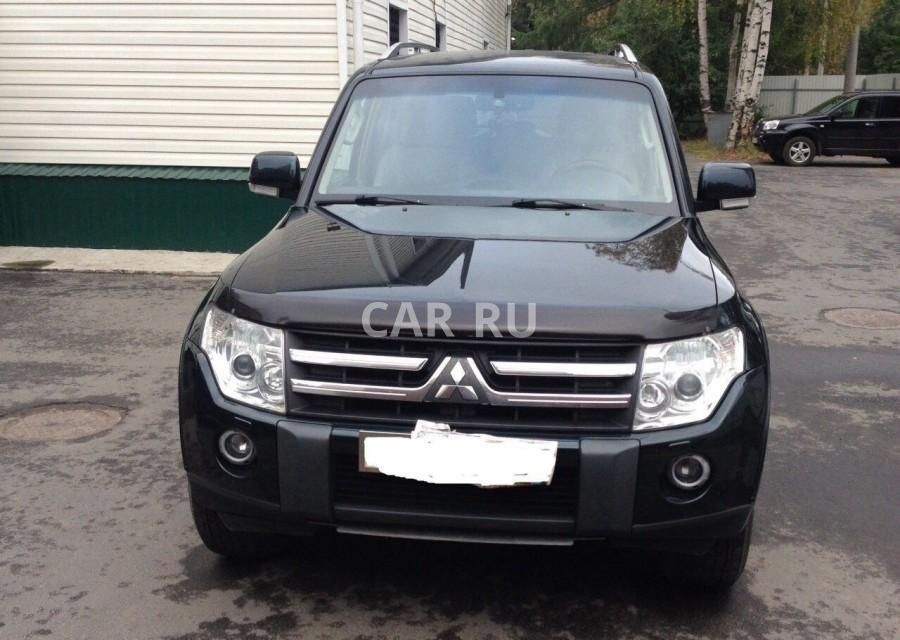 Mitsubishi Pajero, Архангельск