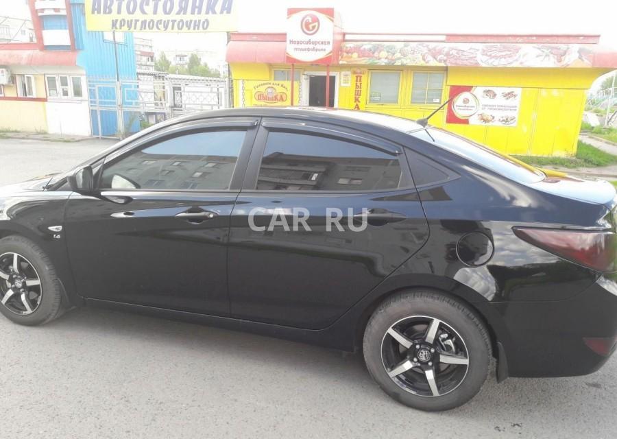 Hyundai Solaris, Белово