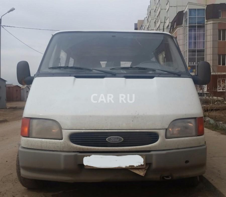 Ford Transit, Астрахань