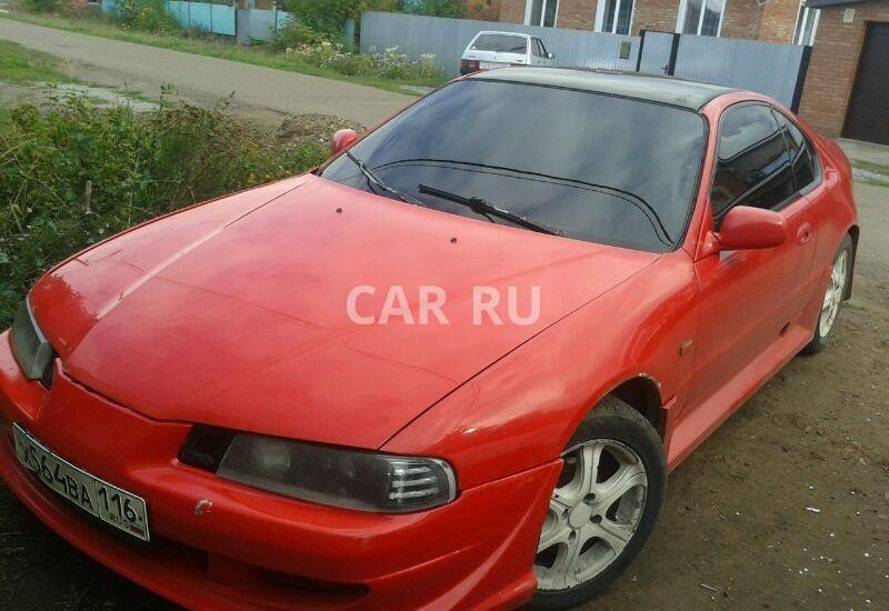 Honda Prelude, Алексеевское