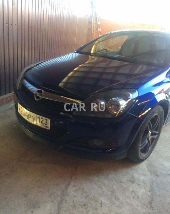 Opel Astra GTC, Апшеронск