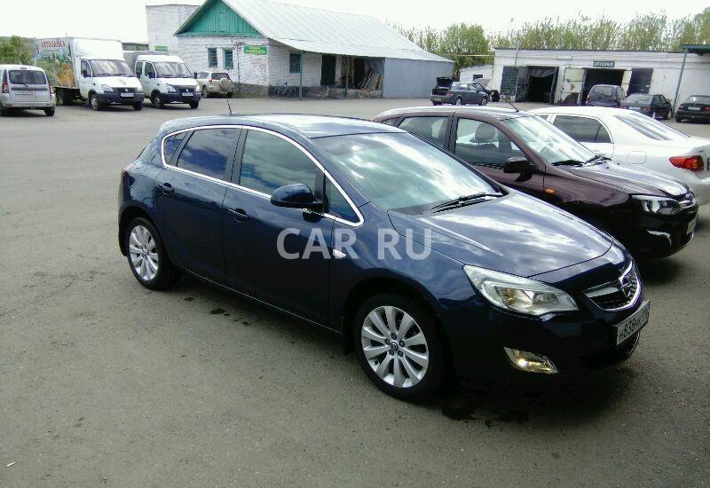 Opel Astra, Алексеевское