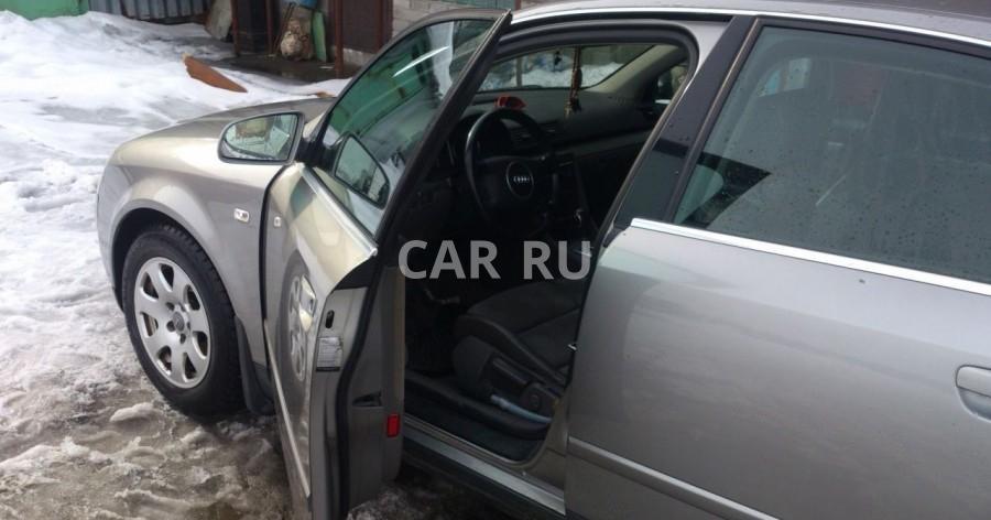 Audi A4, Апатиты