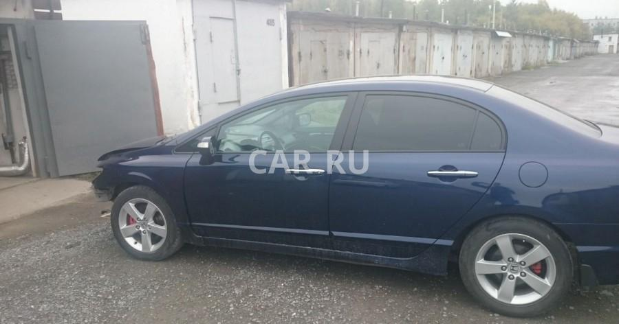 Honda Civic, Ачинск