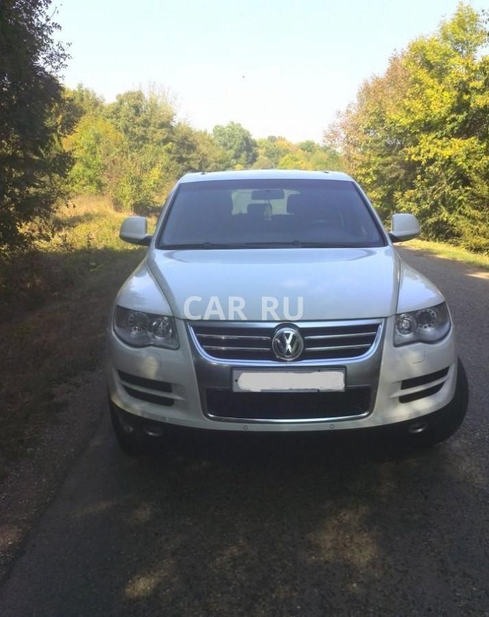 Volkswagen Touareg, Абинск