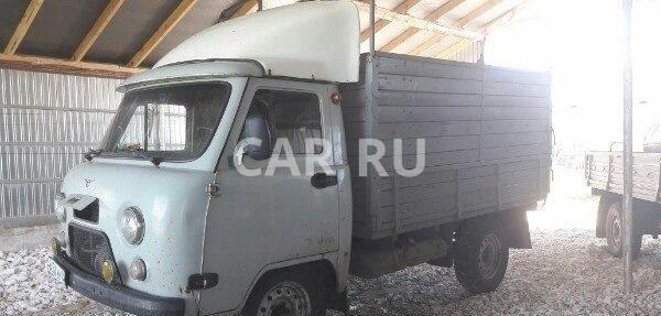 Уаз Pickup, Батырево