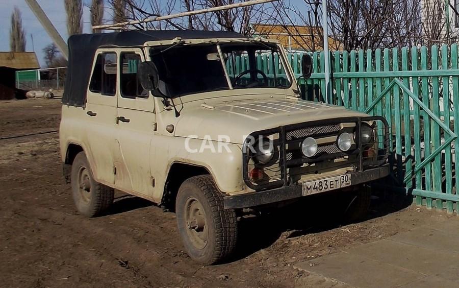 Уаз 31512, Астрахань
