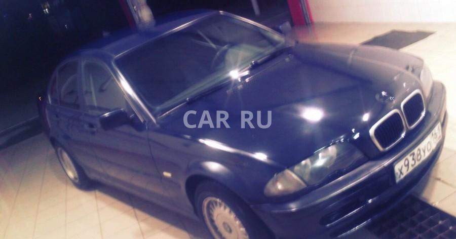 BMW 3-series, Азов