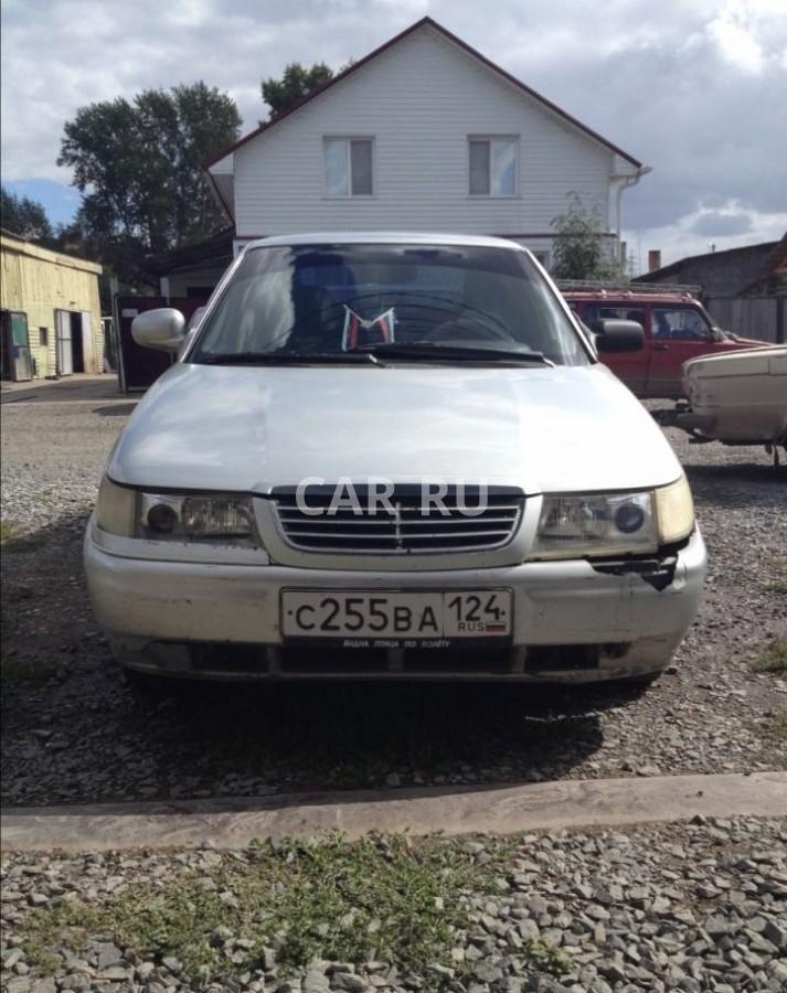 Лада 2112, Ачинск