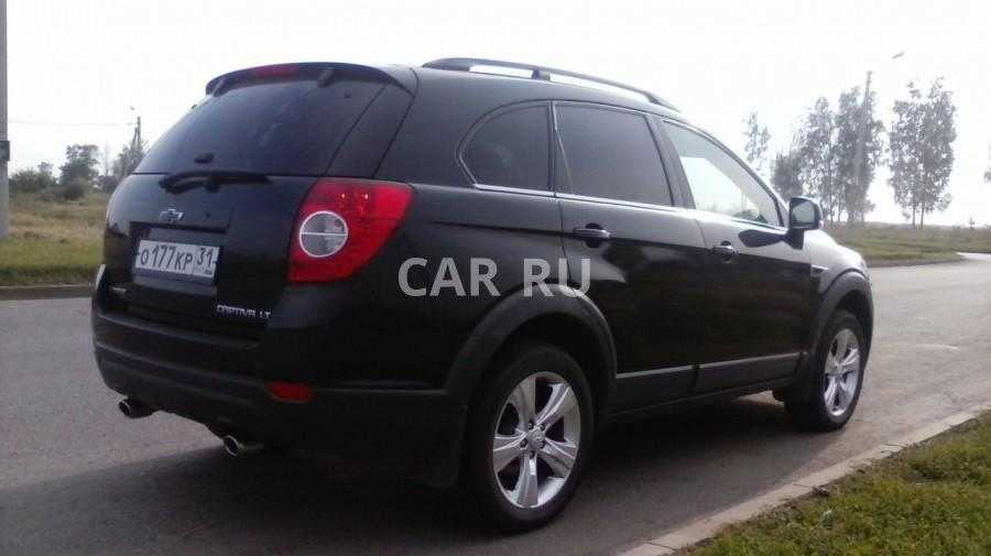 Chevrolet Captiva, Белгород