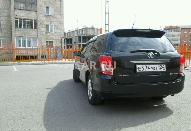 Toyota Corolla, Абакан