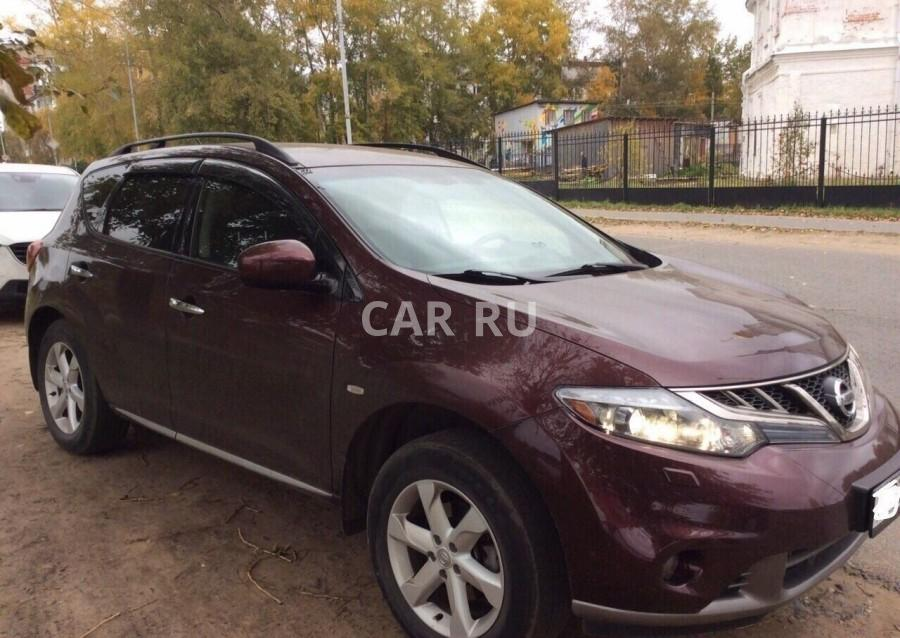 Nissan Murano, Архангельск