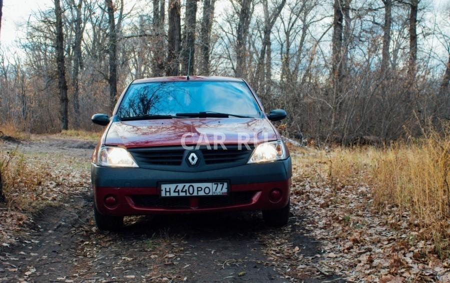 Renault Logan, Балашов