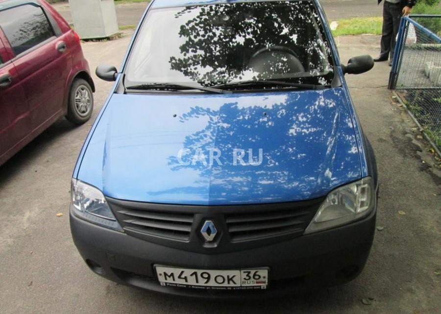 Renault Logan, Анна