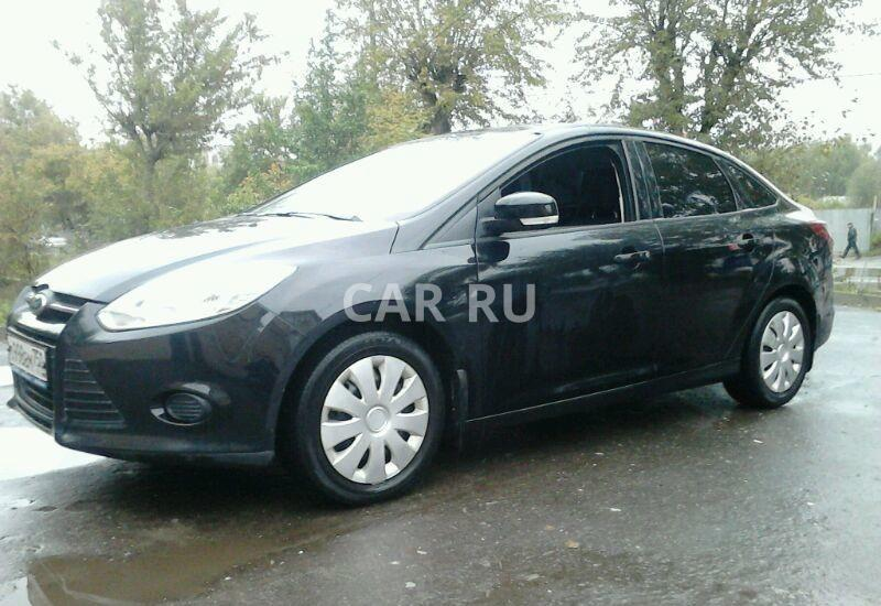 Ford Focus, Арзамас