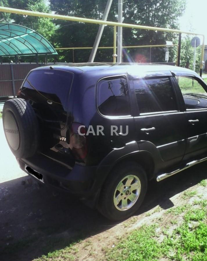 Chevrolet Niva, Альметьевск