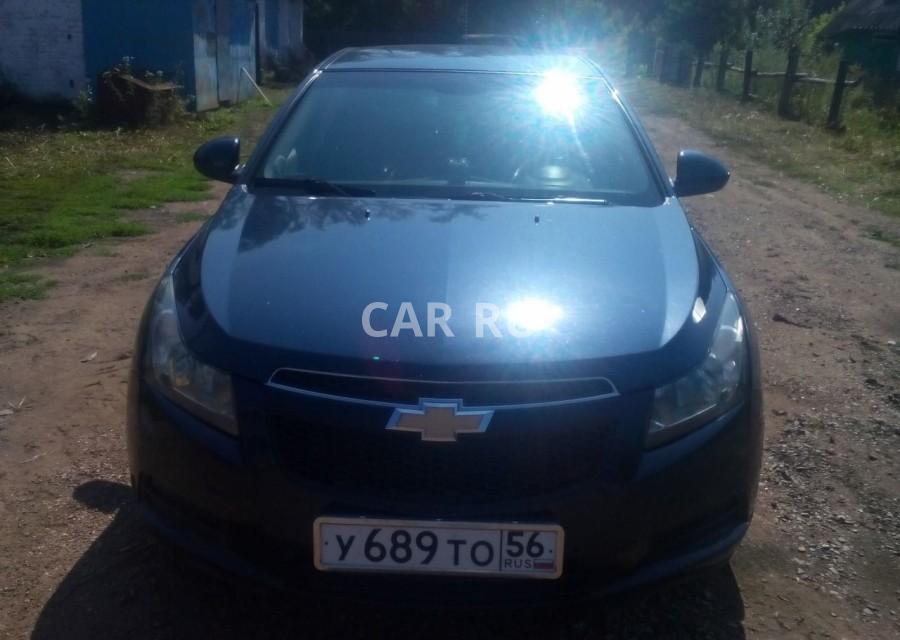 Chevrolet Cruze, Абдулино
