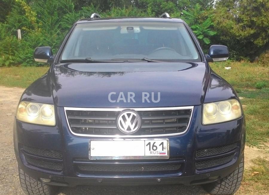 Volkswagen Touareg, Азов