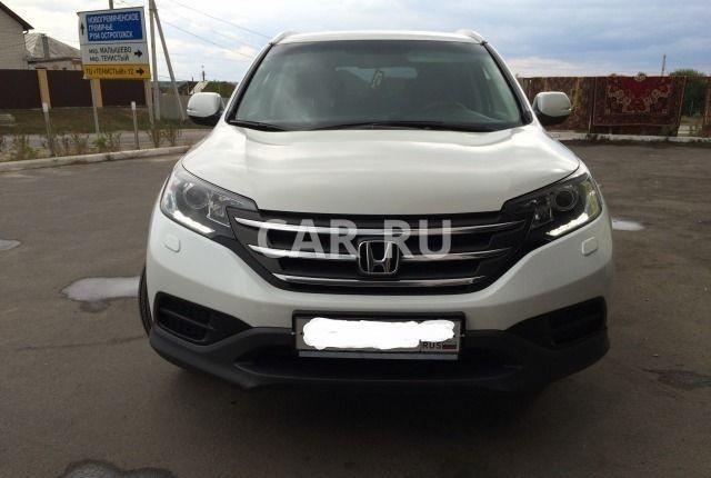 Honda FR-V, Бабаево