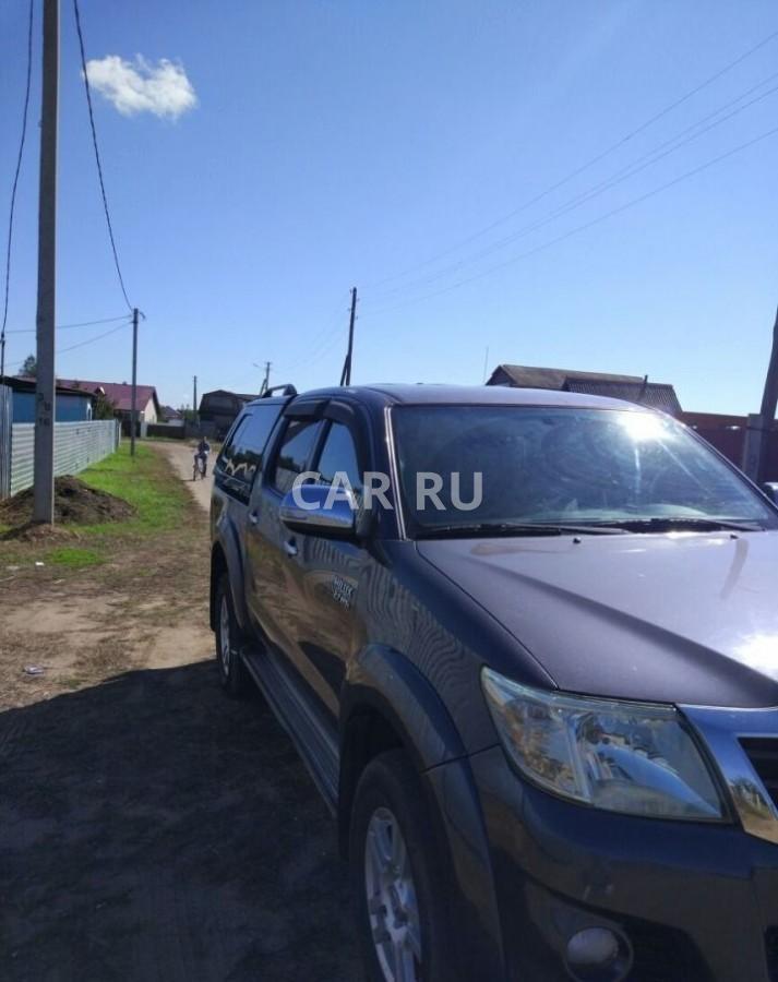 Toyota Hilux, Белогорск