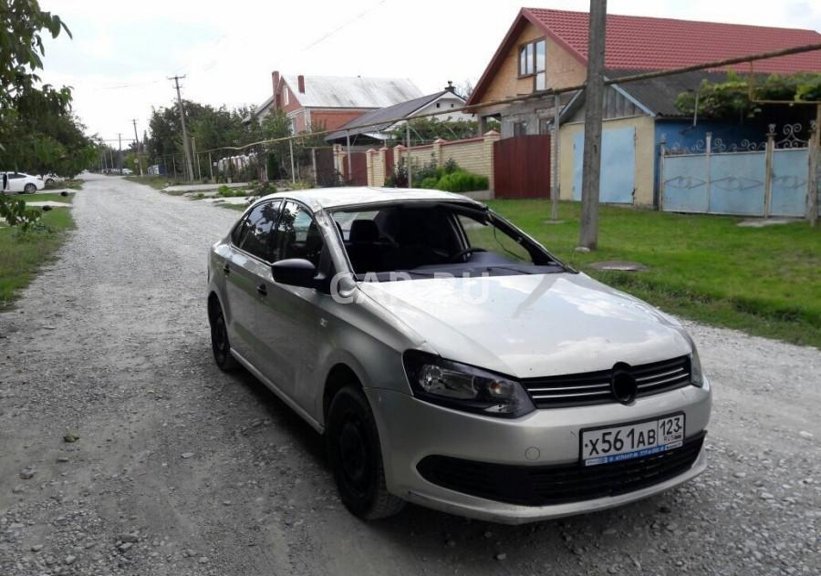Volkswagen Polo, Анапа