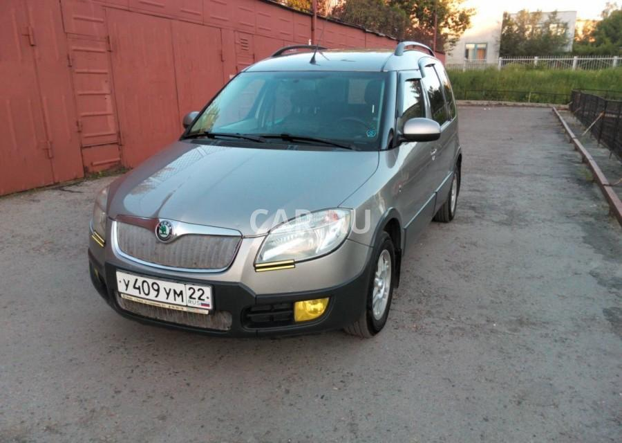Skoda Roomster Scout, Барнаул
