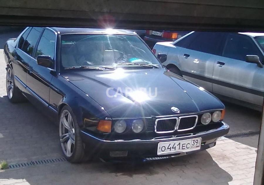 BMW 7-series, Багратионовск