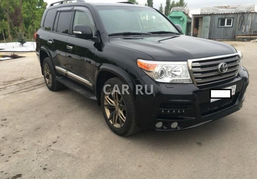 Toyota Land Cruiser, Белгород