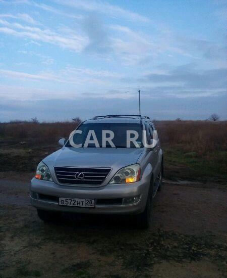 Lexus GX, Белгород