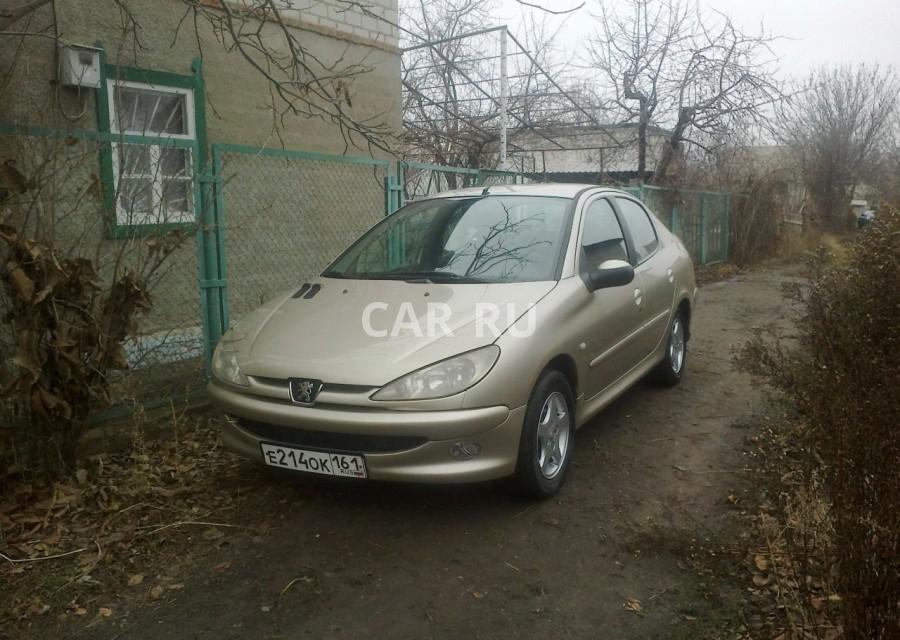 Peugeot 206, Белая Калитва
